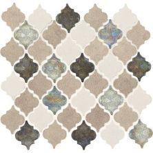 Daltile Limestone Collection Blanc Et Beige Baroque DA202BAROQUMS1P