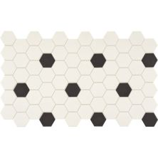 Daltile Keystones Hexagon DK162HEXGMS1P