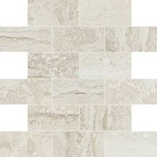 Daltile Exquisite Ivory White/Cream EQ1024BJMS1P2