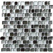 Daltile Jewel Tide Silver Shore Gray/Black JT031RANDMS1P
