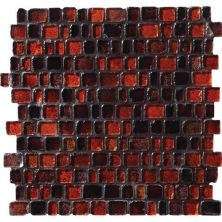 Daltile Jewel Tide Bonfire Red/Orange JT071RANDMS1P