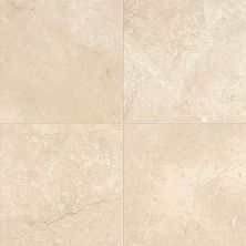 Daltile Marble Collection Phaedra Cream (Polished and Honed) M10712121U
