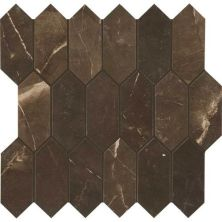 Daltile Marble Attache Amani Brown MA8825HEXMSMT1P