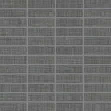 Daltile Fabric Art Modern Textile Dark Gray Gray/Black MT5413SWATCH