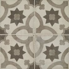 Daltile Quartetto Cool Sole Gray/Black QU1888SOLESM1P