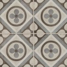 Daltile Quartetto Cool Petalo Gray/Black QU2388PETALSM1P