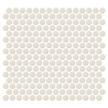 Daltile Retro Rounds Cream Soda White/Cream RR0511PNYRDMS1P