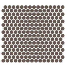 Daltile Retro Rounds Saddle Brown RR0611PNYRDMS1P