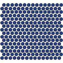 Daltile Retro Rounds Denim Blue RR1011PNYRDMS1P