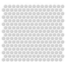 Daltile Retro Rounds Smoky Gray Gray/Black RR1211PNYRDMS1P