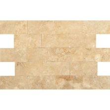 Daltile Travertine Collection Fossil Ridge Cross Cut 3×6 (honed) Beige/Taupe T102361U