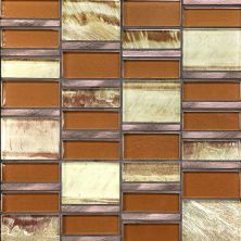Daltile Tiger Eye Sumatran Copper TE34BLRANDMS1P