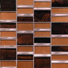 Daltile Tiger Eye Java Copper TE35BLRANDMS1P