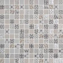 Daltile Uptown Glass Metro Cream UP0711MS1P