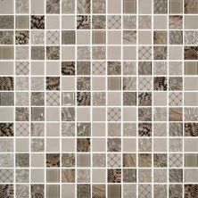 Daltile Uptown Glass Exotic Ivory White/Cream UP1011MS1P