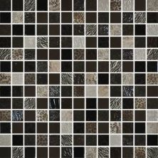 Daltile Uptown Glass Exotic Brown UP1111MS1P