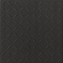 Daltile Suretread And Pavers Black Suretread Gray/Black 0Q73661PB
