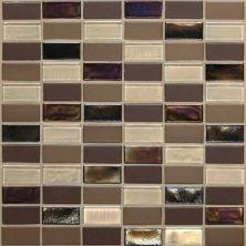 Daltile Coastal Keystones Treasure Island 2 x 1 StraightJoint Mosaic CK9021PM1P