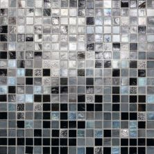 Daltile City Lights Manhattan Gray/Black CL741212PM1P