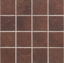 Daltile Continental Slate Indian Red  Mosaic Red/Orange CS5133MS1P