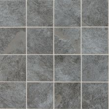 Daltile Continental Slate English Grey Mosaic Gray/Black CS5733MS1P