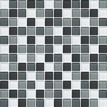 Daltile Color Wave Evening Mixer Gray/Black CW28361P