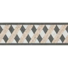 Daltile Fashion Accents Lattice 4 X 12 Decorative Accent Beige/Taupe F006412DECO1P