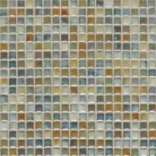 Daltile Fashion Accents Illumini Lake 5/8 X 5/8 Mosaic Beige/Taupe F0115858MS1P