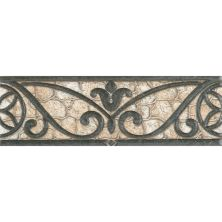 Daltile Fashion Accents Wrought Iron Beige 3 x 8 Accent Strip FA3038LIST1P