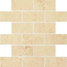 Daltile Florentine Marfil 2 x 4 Mosaic FL0724BJMS1P