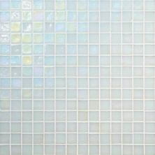 Daltile Glass Horizons Waves Mosaic White/Cream GH013434PM1P