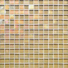 Daltile Glass Horizons Reed Mosaic Gold GH043434PM1P