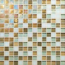 Daltile Glass Horizons Caribbean Blend Blue GH103434PM1P