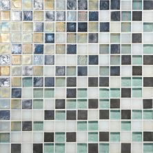 Daltile Glass Horizons Atlantic Blend Blue GH113434PM1P