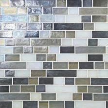 Daltile Glass Horizons Arctic Blend Random Linear Mosaic GH1534RANDPM1P