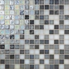 Daltile Glass Horizons Arctic Blend Blue GH153434PM1P