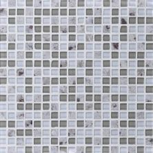 Daltile Granite Radiance Kashmir White Blend GR605858MS1P