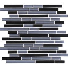 Daltile Granite Radiance Absolute Black Blend GR6158RANDMS1P