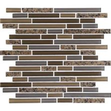 Daltile Granite Radiance Tropical Brown Blend GR6358RANDMS1P