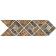 Daltile Heathland Sunset HL08412DECO1P2