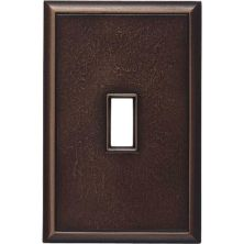 Daltile Ion Metals Antique Bronze Single Toggle IM01ST1P