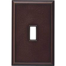 Daltile Ion Metals Oil Rubbed Bronze Single Toggle IM03ST1P