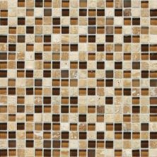 Daltile Stone Radiance Caramel Travertino Blend SA585858MS1P