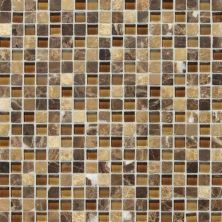 Daltile Stone Radiance Butternut Emperador Blend SA605858MS1P
