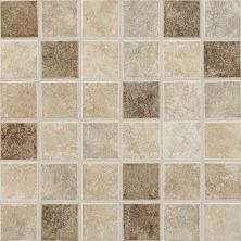 Daltile Stratford Place Stratford Blend Mosaic Beige/Taupe SD9522MS1P2