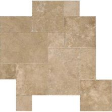 Daltile Travertine Collection Sonoma (versailles Pattern) Brown BE1VERSPATT1N