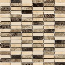 Daltile Marble Collection Ticino (Stackedjoint Polished) DA84122MS1L
