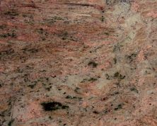 Daltile Granite  Natural Stone Slab Amber Fantasy Copper G411SLAB11/41L