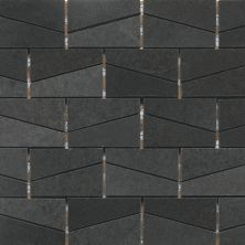 "Daltile Stone A"" La Mod Wedge Polished Urban Bluestone L22223WDGMS1L"