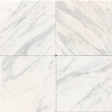 Daltile Marble Collection Contempo White (tumbled) White/Cream M31344TS1P